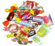 Candies, to fill your pinata!